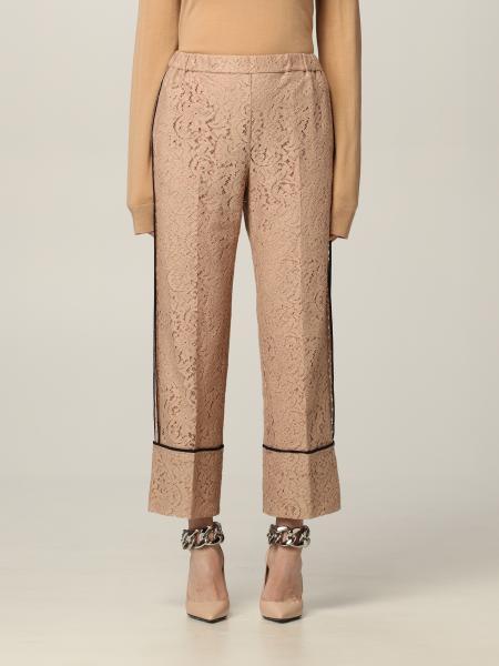 Pantalone N° 21 in misto cotone