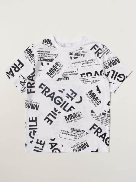 T-shirt kinder Mm6 Maison Margiela