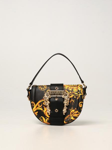 Versace Jeans Couture donna: Borsa Versace Jeans Couture in pelle sintetica baroque