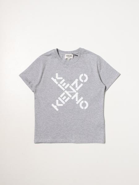 Kenzo ДЕТСКОЕ: Футболка Детское Kenzo Junior