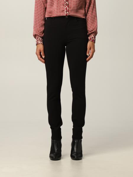 Pantalone slim Liu Jo in jersey