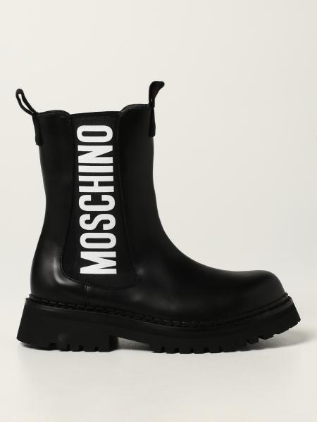Boots women Moschino Couture
