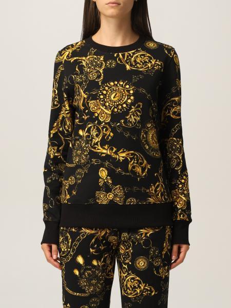 Sweatshirt damen Versace Jeans Couture