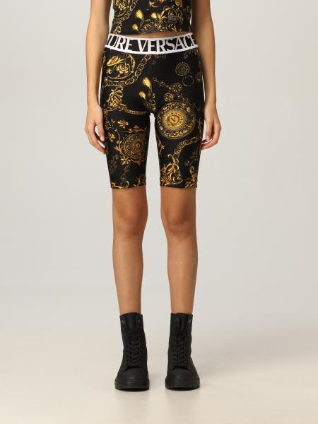 Versace Jeans Couture shorts with Regalie Baroque print