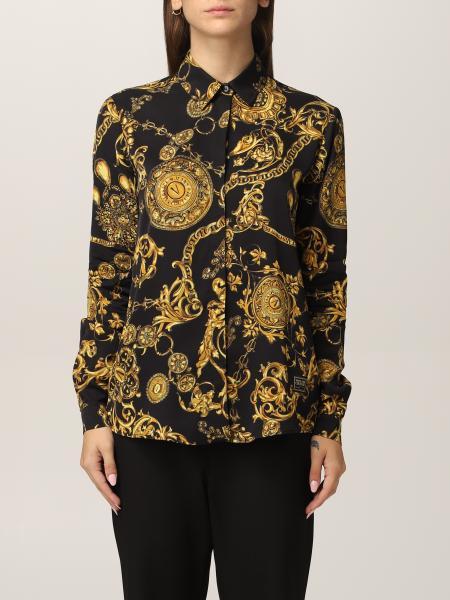 Hemdbluse damen Versace Jeans Couture