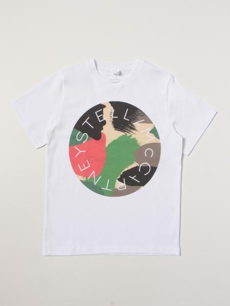 Stella Mccartney: Camiseta niños Stella Mccartney
