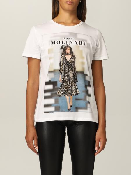Anna Molinari: T-shirt femme Anna Molinari