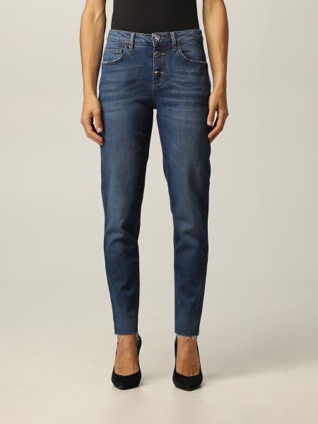 Jeans slim Liu Jo a 5 tasche