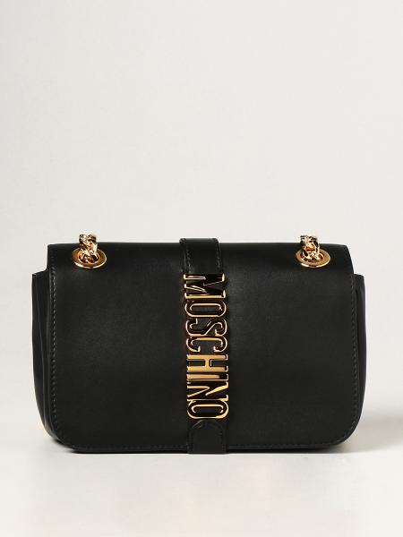 Moschino Couture leather bag