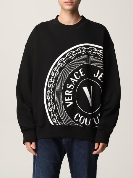 Versace Jeans Couture: Толстовка Мужское Versace Jeans Couture