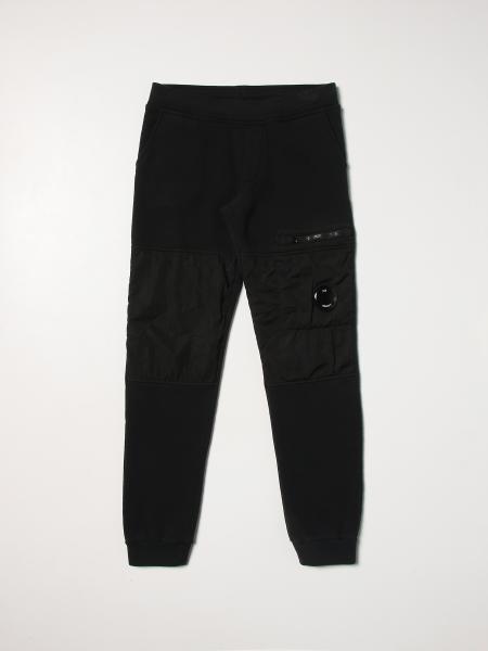 C.p. Company: 裤子 儿童 C.p. Company