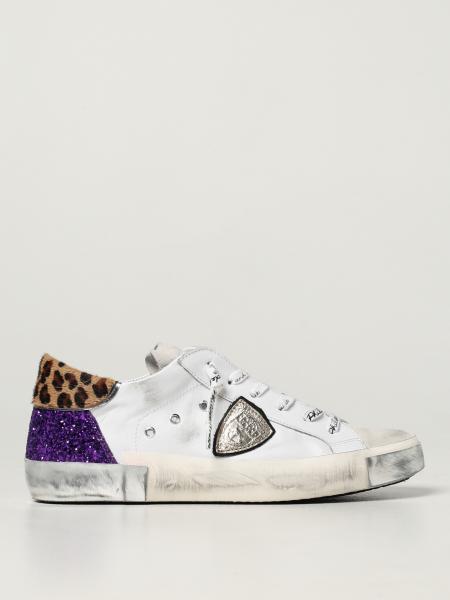Philippe Model: Спортивная обувь Женское Philippe Model