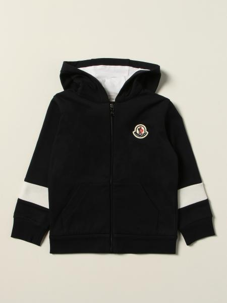 Moncler cotton jumper with logo