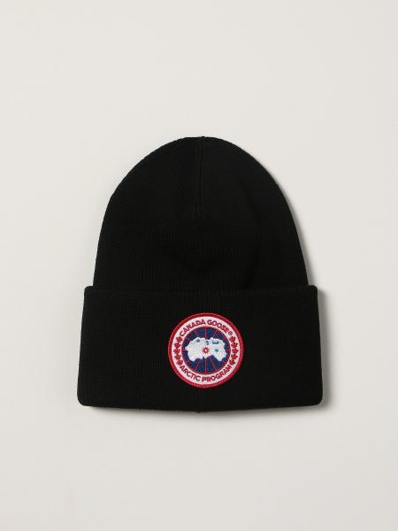 Canada Goose uomo: Cappello a berretto Canada Goose con logo