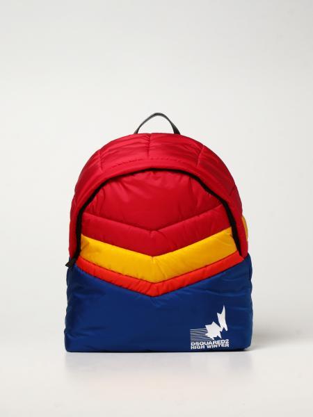 Backpack men Dsquared2