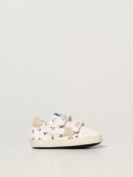 Bonpoint x Golden Goose sneakers in nappa leather