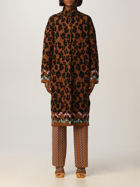 Missoni women: Coat women M Missoni