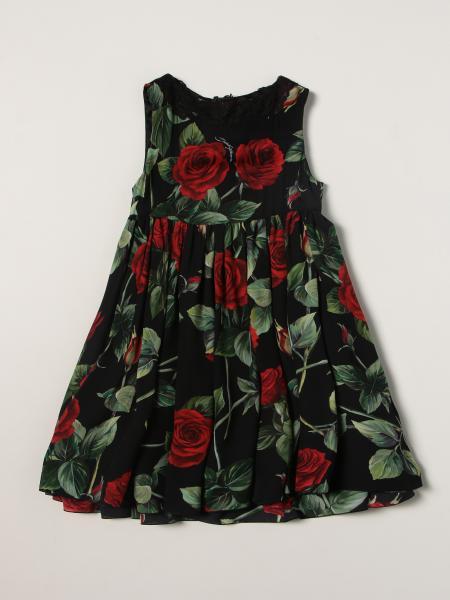 Dolce & Gabbana: Robe enfant Dolce & Gabbana