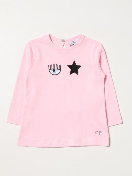 Chiara Ferragni Collection: Camiseta niños Monnalisa