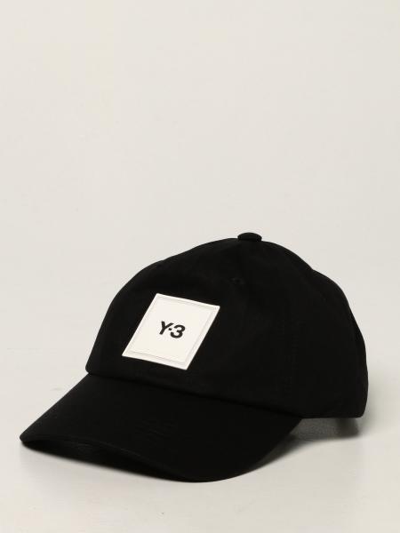Y-3: 帽子 男士 Y-3