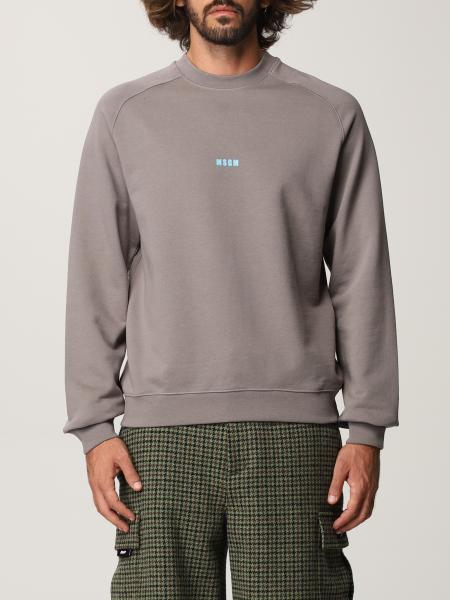 Msgm men: Sweatshirt men Msgm