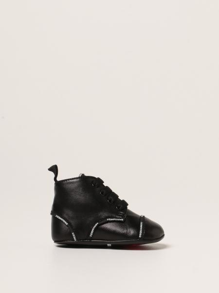 Dsquared2 Junior leather shoes