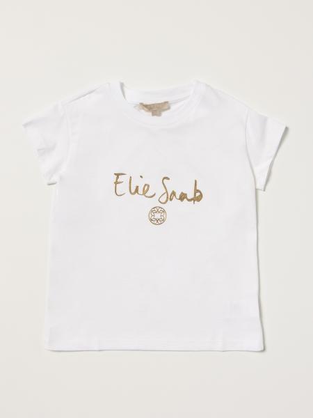 Elie Saab bambino: T-shirt Elie Saab con logo