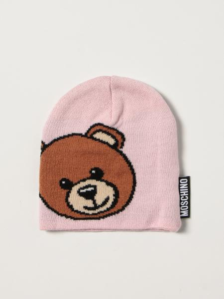 Moschino: 帽子 儿童 Moschino Kid
