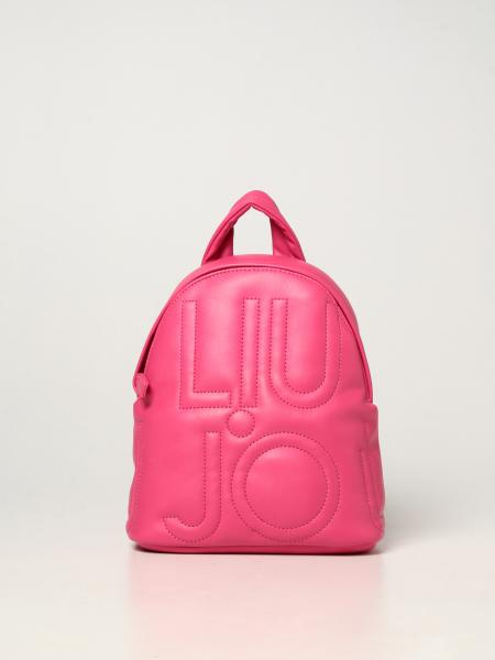 Liu Jo backpack in synthetic leather with logo