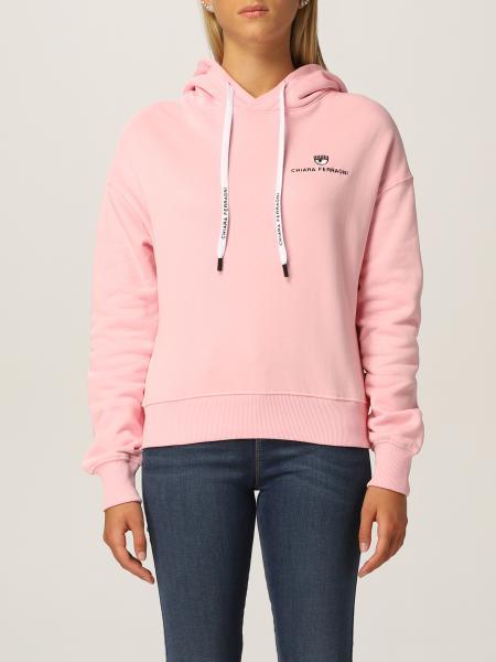 Sweatshirt damen Chiara Ferragni