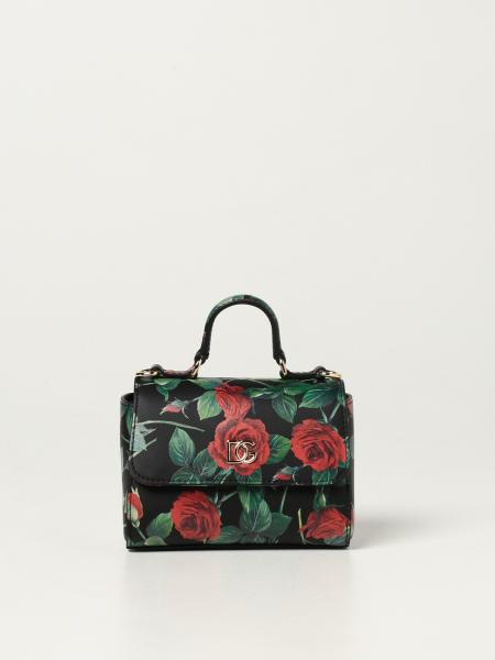 Dolce & Gabbana bag in printed leather