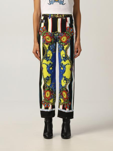 Pantalone donna Versace Jeans Couture