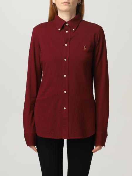 Polo Ralph Lauren für Damen: Hemdbluse damen Polo Ralph Lauren