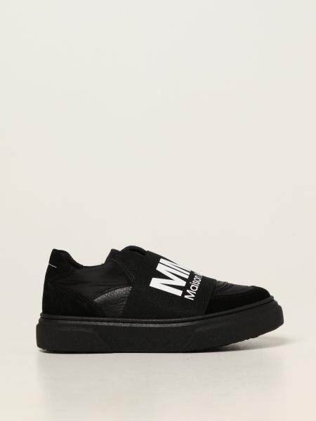 Sneakers MM6 Maison Margiela con banda logata
