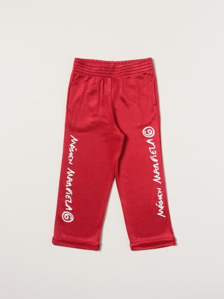 Pantalon enfant Mm6 Maison Margiela