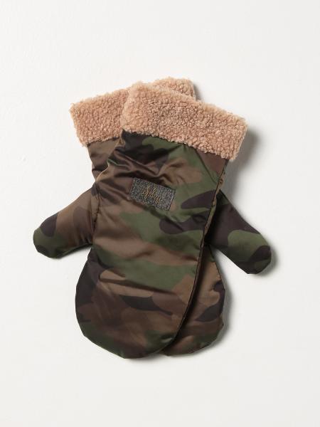 Gloves kids Il Gufo