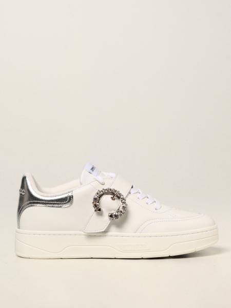 Sneakers Osaka Jimmy Choo in pelle