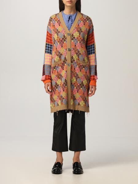 Semicouture 女士: 针织开衫 女士 Semicouture