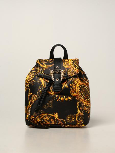 Versace Jeans Couture donna: Zaino Versace Jeans Couture con stampa Baroque