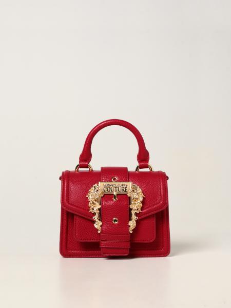 Versace Jeans Couture donna: Borsa Versace Jeans Couture in pelle sintetica martellata