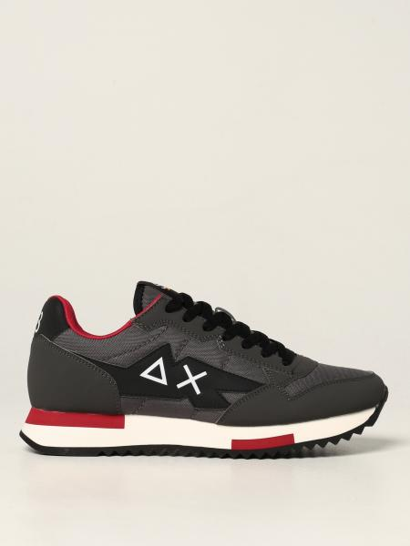 Sneakers Sun 68 in nylon e pelle sintetica