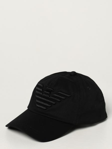 Emporio Armani hat with eagle logo