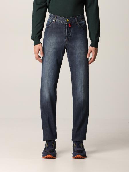 Kiton: Jeans men Kiton