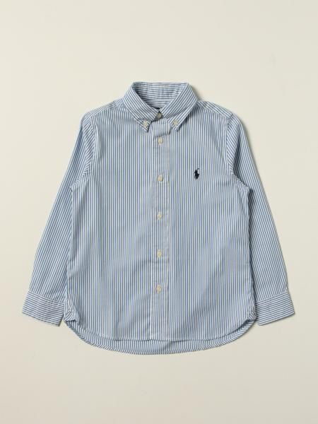 Camisa niños Polo Ralph Lauren