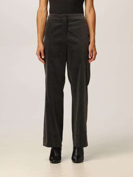 S Max Mara trousers in velvet