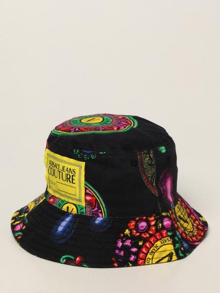 Versace Jeans Couture hat with Regalia Baroque print