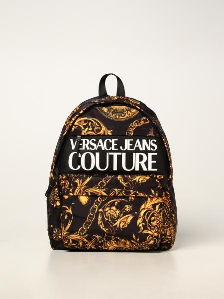 Zaino Versace Jeans Couture in nylon baroque