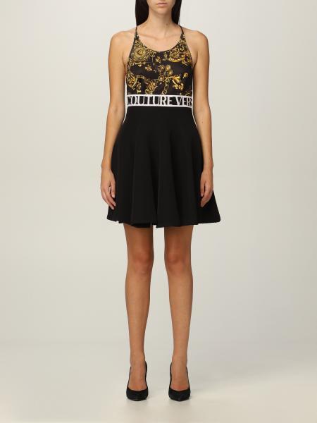 Versace Jeans Couture für Damen: Kleid damen Versace Jeans Couture