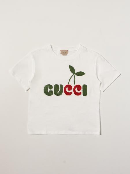 Gucci: T-shirt bambino Gucci