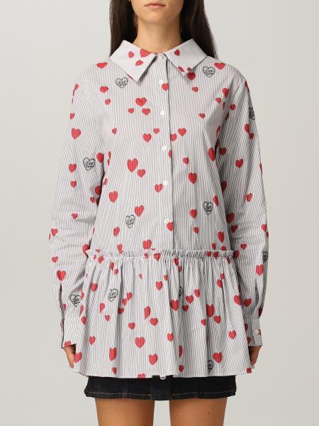 Love Moschino 女士: 衬衫 女士 Love Moschino